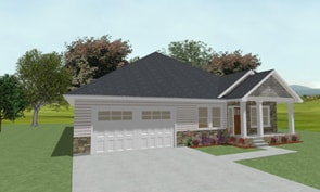 Eagle Creek Meadow Model Home